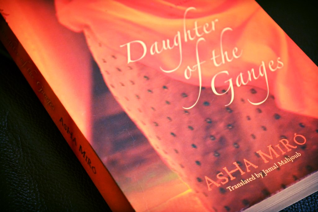 Daughter of the Ganges by Asha Miro