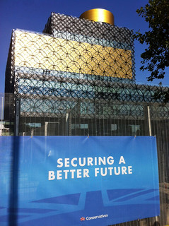 Birmingham Library Conservative Conference