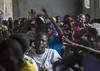 Catholic Sunday Church Service, Gambela, Ethiopia