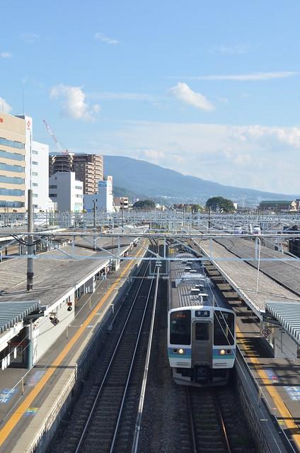 長野県大町散策 2014年9月16日