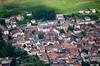 Guebwiller - le quartier de l'église romane Saint Léger
