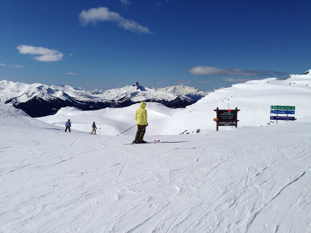 Little Whistler Peak