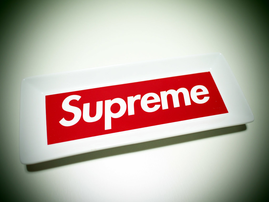 Supreme | Ceramic Tray