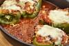 Mmm... stuffed peppers