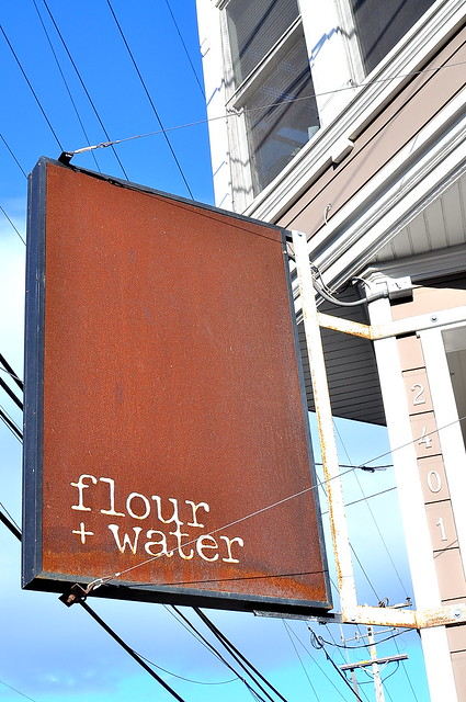 Flour + Water - San Francisco