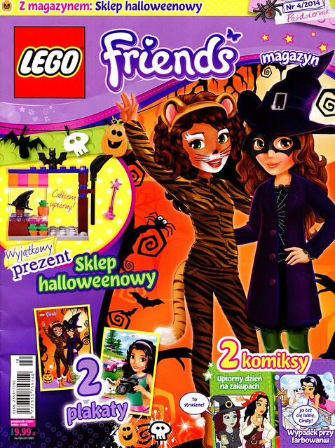LEGO Friends Magazyn 2014-04-01