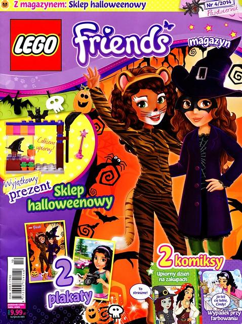 LEGO Friends Magazyn 2014-04-01