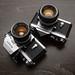 Nikon F and Photomic FTn