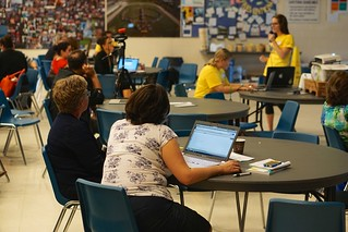 Sharing at #edCampBarrie