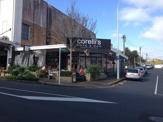 Corelli's | Devonport, NZ