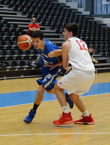 Grande Finale Fribourg Académie U16m -  Swiss Central Basket 4