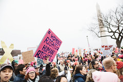 Women's March on Washington - 1/21/17