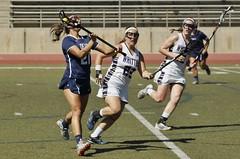 2016 03-14 Whittier Women's Lacrosse 5 Fairleigh Dickinson 18