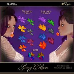 Lilith's Den Gacha Spring Clover
