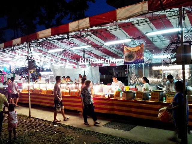 Pasar Malam Night Market 01 - Night Scene