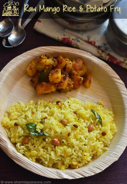 Mangai Sadam, Potato Fry
