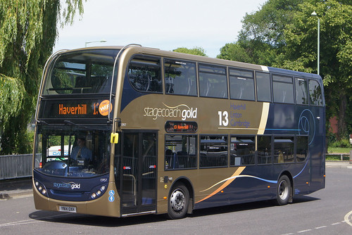 Stagecoach Gold in Cambridge pt1