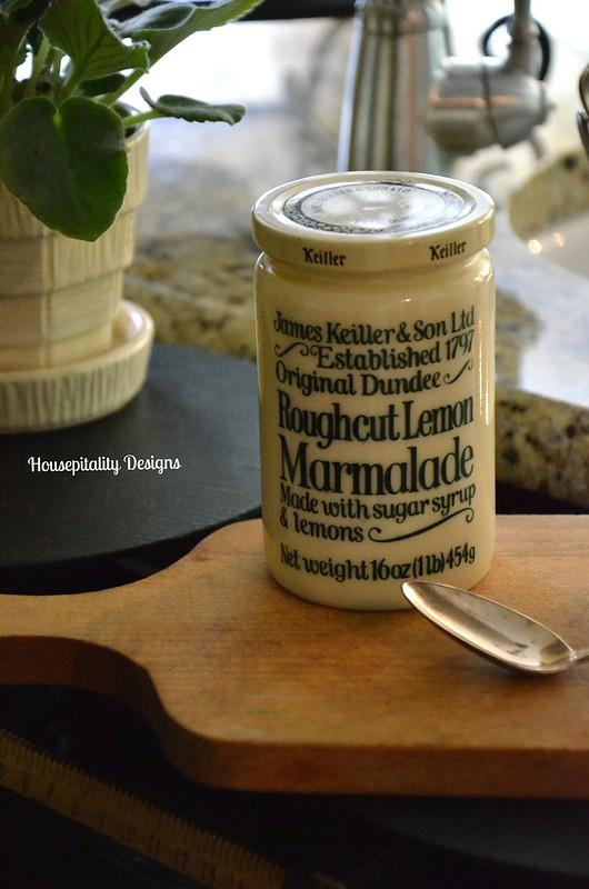 Dundee Roughcut Lemon Marmalade Jar