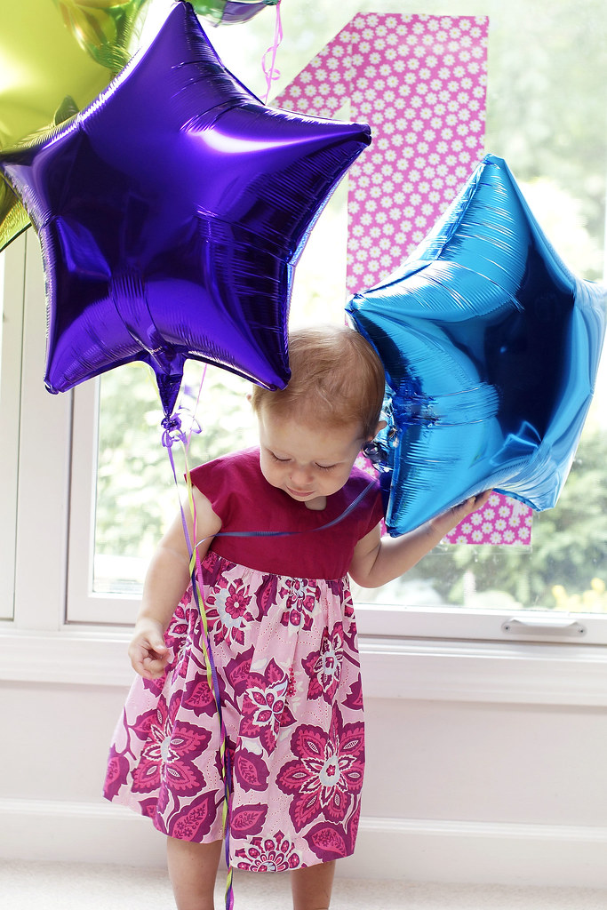 First Birthday Dress