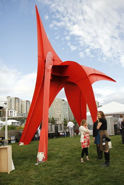 The Eagle by Calder