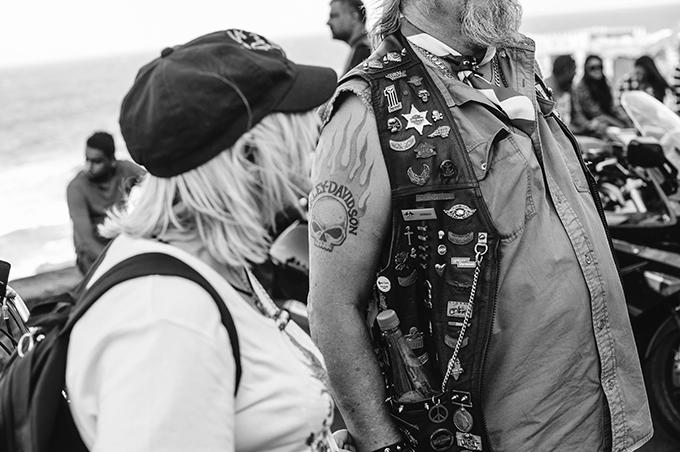 Harley Davidson Desmond Louw South Africa 0496