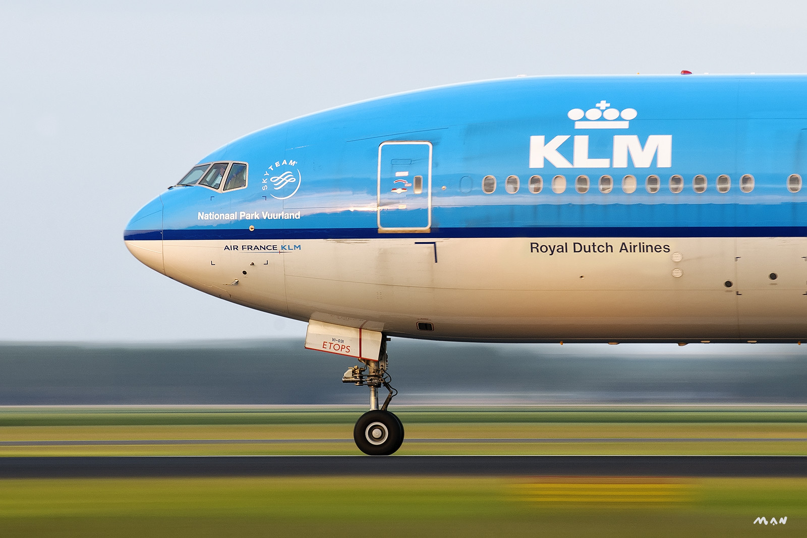 777 KLM Vuurland EHAM [Explore]