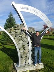 Ashburton - Raise your hands for Ashburton