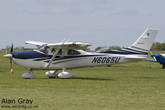 N6065U CESSNA T.182T T18208605 PRIVATE - Sywell - 20130601 - Alan Gray - IMG_9265