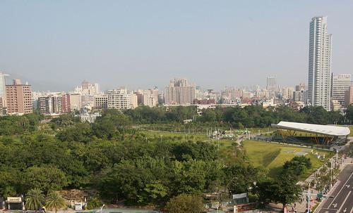 高雄市中央公園;圖片來源:高雄市政府。