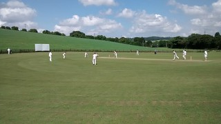 Cricket at Luddesdown