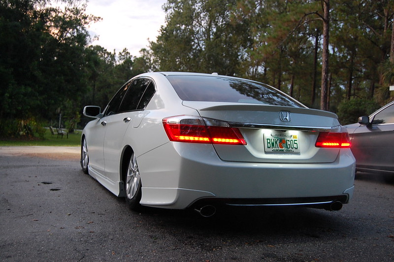 bagged  honda accord  drive accord honda forums