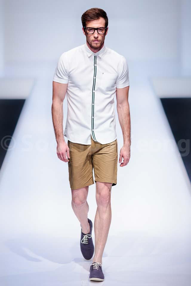 Zalora Malaysia Men Collection - Kuala Lumpur Fashion Week 2014 (KLFW2014)
