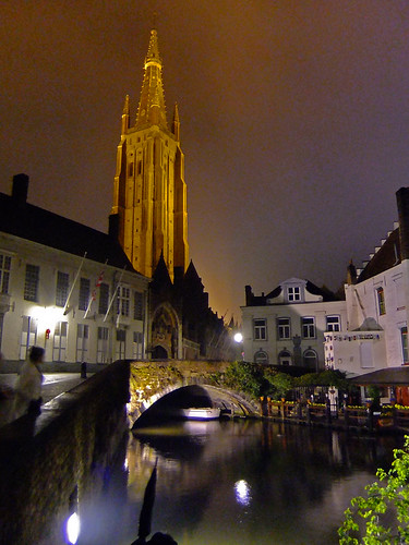 Bruges at Night