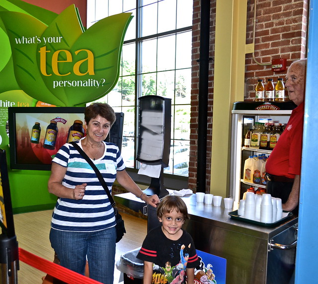 Ice Tea Center - Turkey Hill Ice Cream Experience