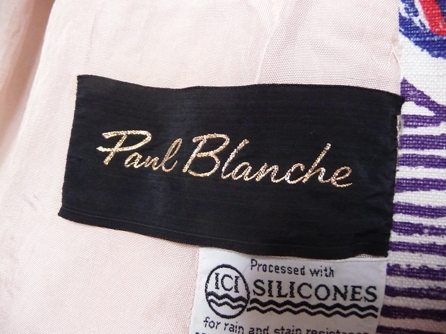 Vintage Paul Blanche Coat