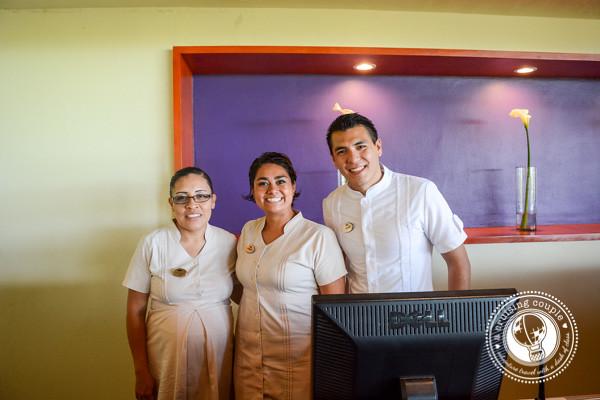 All Inclusive Resort Fiesta Americana Staff
