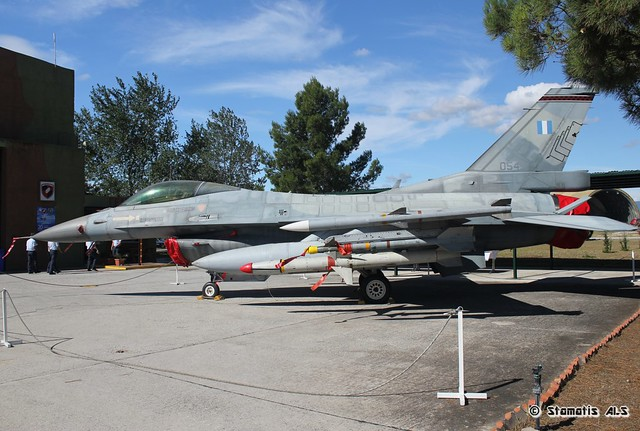 F-16C Block 50 s/n 054
