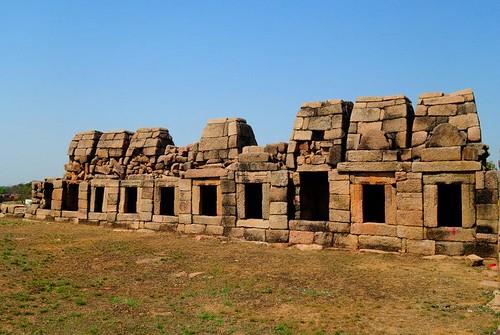 Chausath Yogini Temple Khajuraho