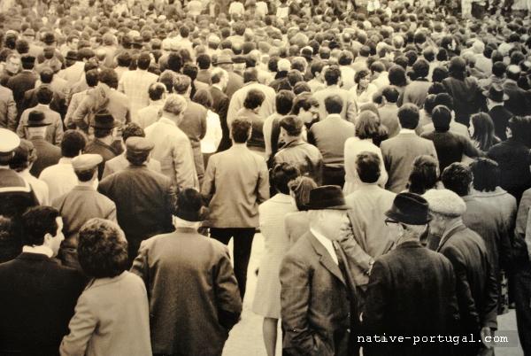 27 - 25 апреля 1974 года - революция гвоздик в Португалии - Каштелу Бранку
