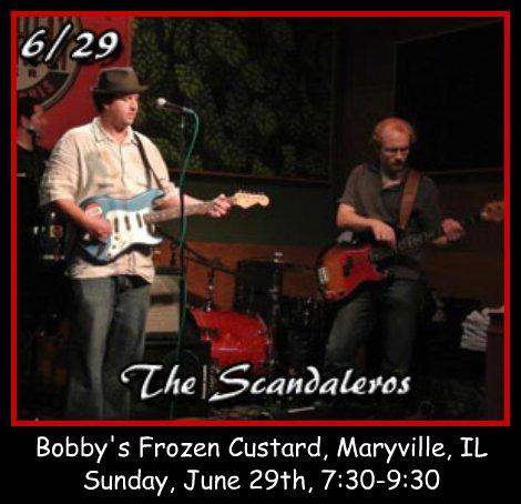 The Scandaleros 6-29-14