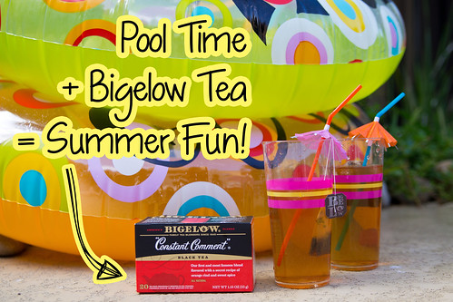 Bigelow Tea Summer Fun #TrendTea #Shop