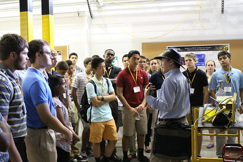 Aerospace Engineering Lab Tour | NSLC at Georgia Tech