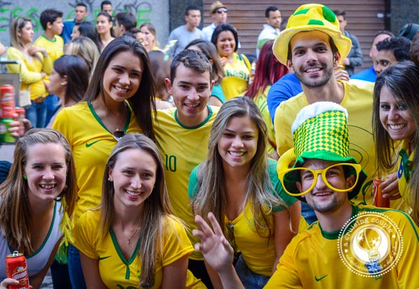 World Cup Brazil Fans Jerseys 2014