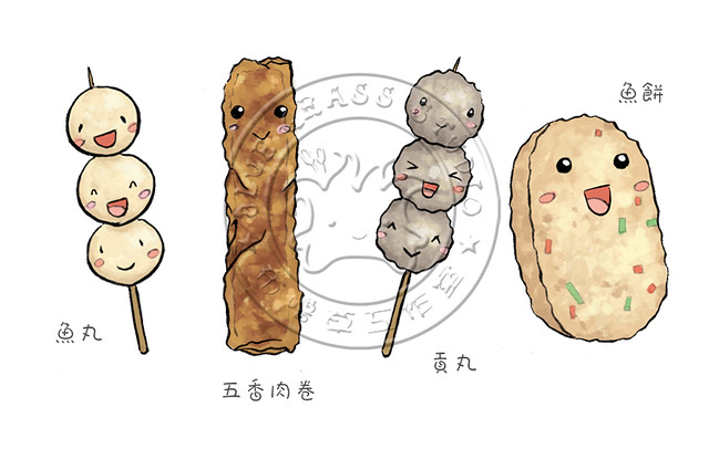 Food Characters