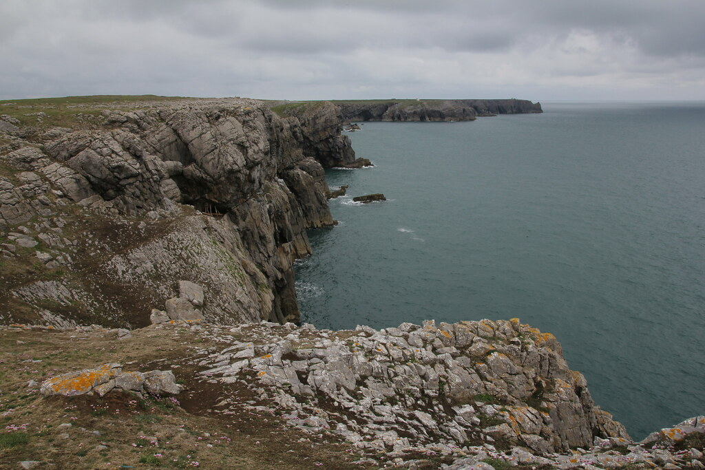 broad haven south, Bullslaughter Bay, Flimston Bay, green bridge, green bridge of wales, Huntsmans Leap, llangwm, Long Matthew Point, Mewsford Point, Moody Nose, Newton Saddle, pembrokeshire, St govans chapel, St govans head, stack rocks, The Castle, llangwm Pill