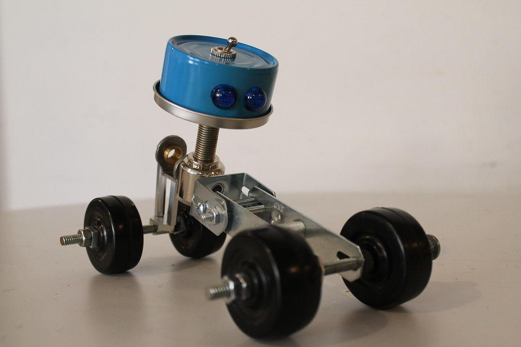 Nerdy Derby Robot Recipe Car