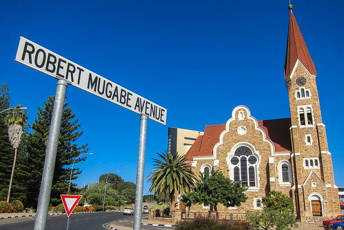 Christus chuch, Windhoek