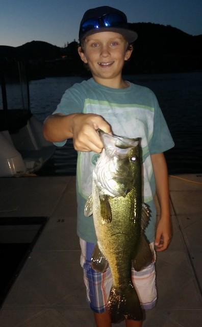Caveboy's 4+ Pound Bass