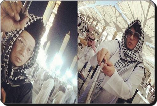 Azwan Ali Umrah 7 Kali, Niat Dipertikaikan ~