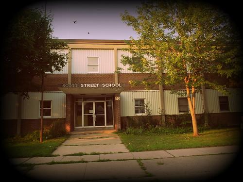 Scott Street School